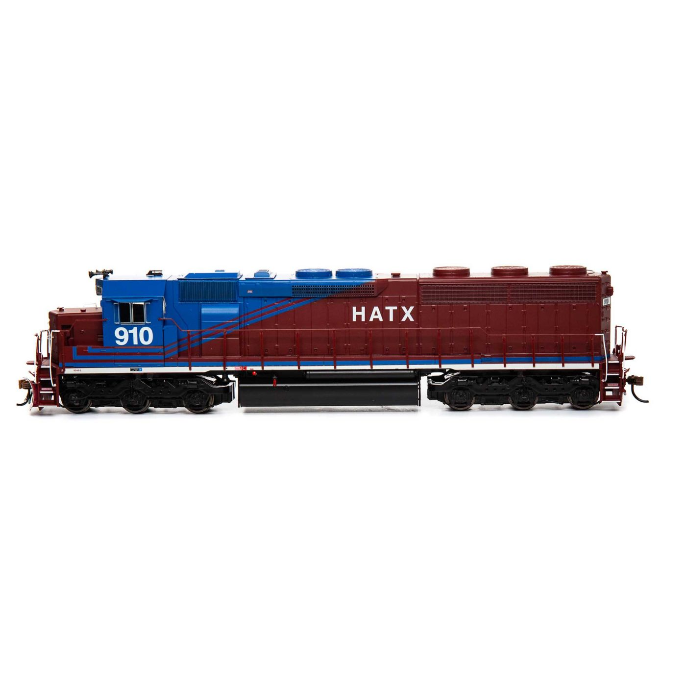 Athearn Genesis HO SD45-2 with DCC Ready HATX #910