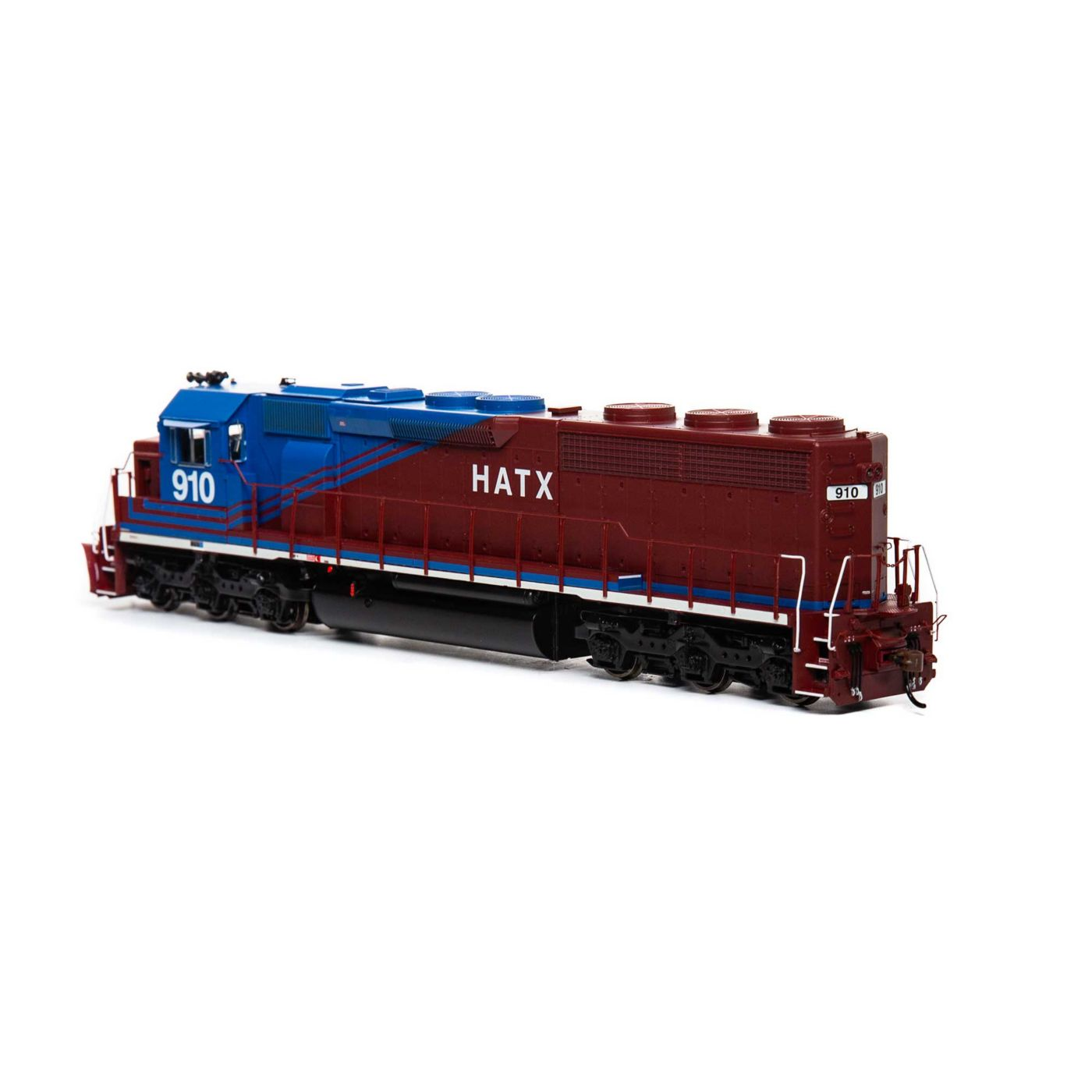Athearn Genesis HO SD45-2 with DCC & Sound HATX #910