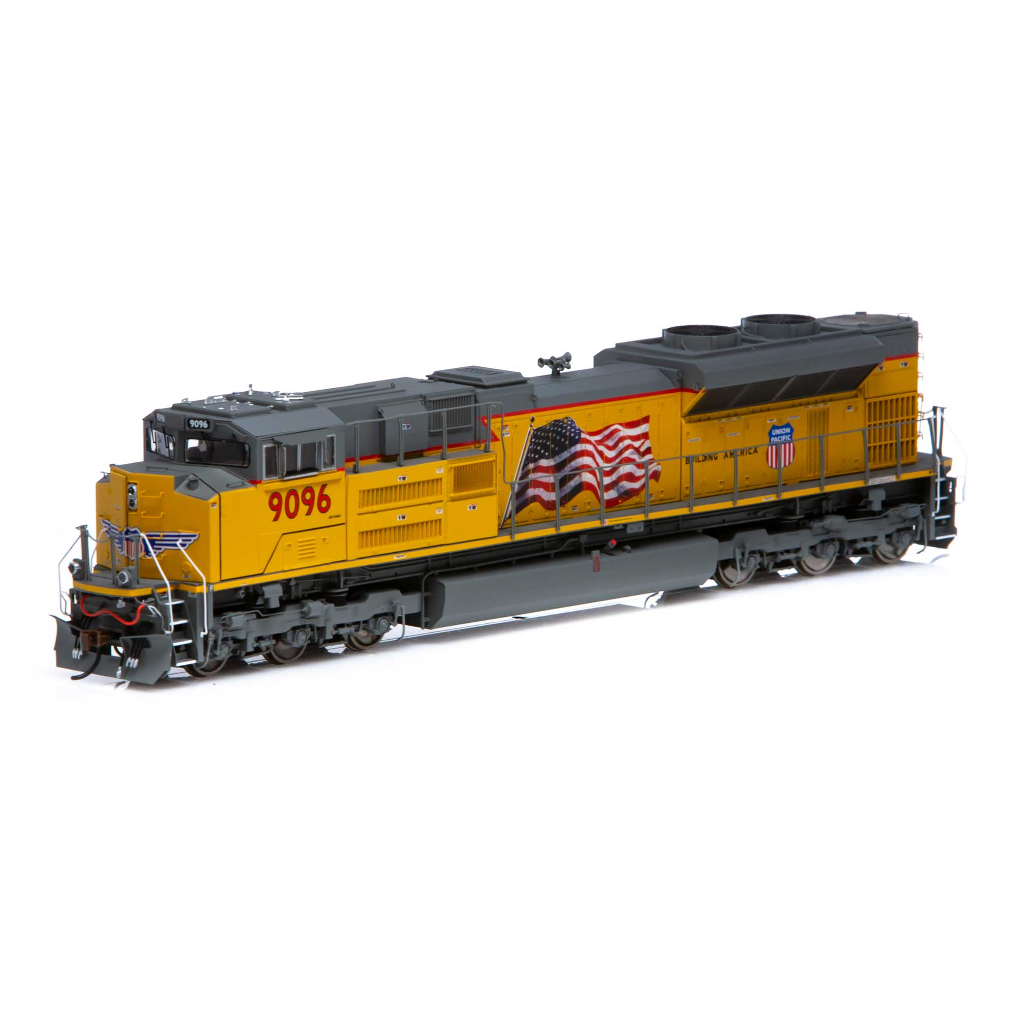Athearn Genesis HO SD70ACe (SD70AH) w/DCC & Sound, UP #9096