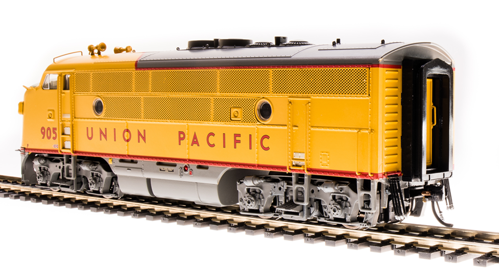 Broadway Limited HO 4836 EMD F3A, UP 907, Streamliner Scheme, Paragon3 Sound/DC/DCC