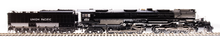 Load image into Gallery viewer, Broadway Limited HO UP Big Boy #4014, Promontory Excursion, Glossy Finish, Challenger Excursion Tender, Paragon3 Smoke