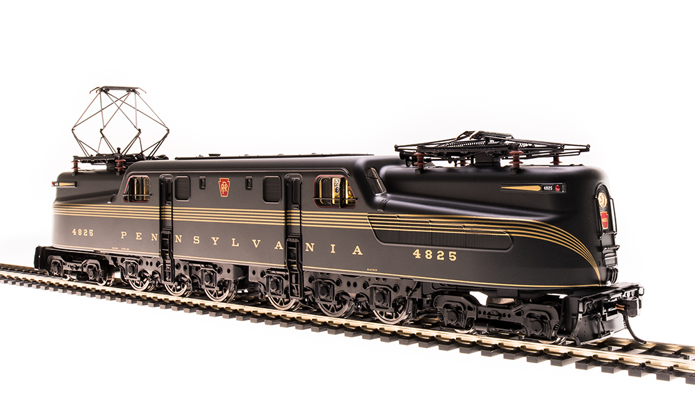 Broadway Limited HO PRR GG1 #4825 DCC/Sound Paragon 3