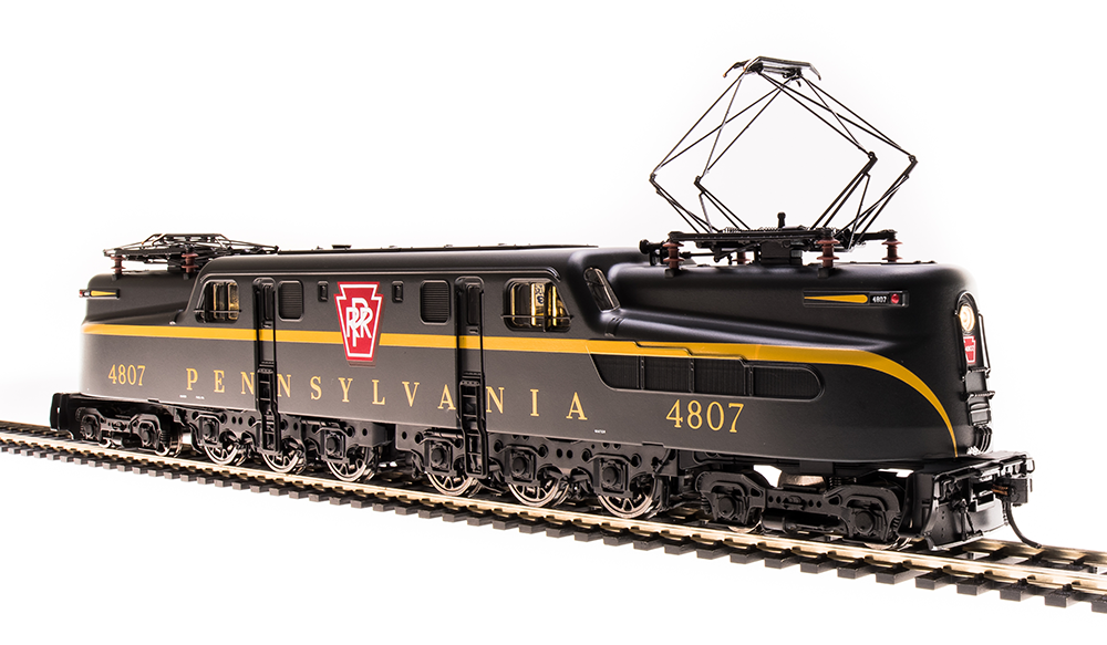 Broadway Limited HO PRR GG1 #4821 DCC/Sound Paragon 3