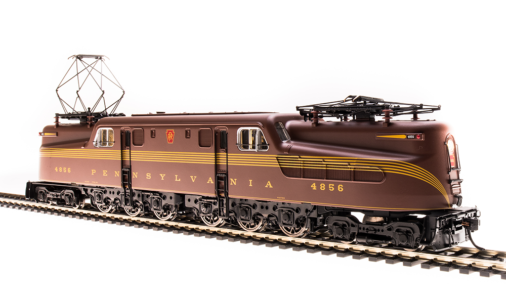 Broadway Limited HO PRR GG1 #4857 DCC/Sound Paragon 3