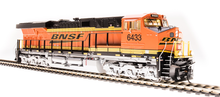 Load image into Gallery viewer, Broadway Limited HO GE ES44AC BNSF #6437 Swoosh Scheme Paragon3 Sound/DC/DCC, Smoke