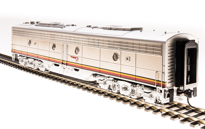 Broadway Limited EMD E8 B-unit, ATSF #84A, Warbonnet Scheme, Paragon3 Sound