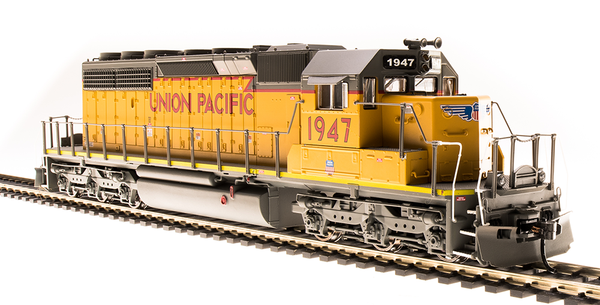 BLI EMD SD40-2 Union Pacific UP #1907 Paragon3 DCC/Sound