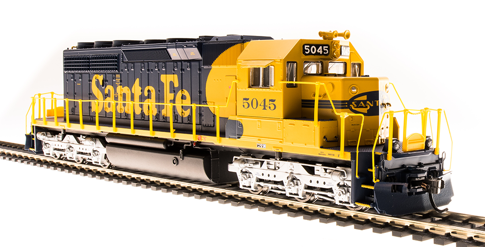 BLI EMD SD40-2 ATSF #5045 Blue & Yellow Paragon3 DCC/Sound