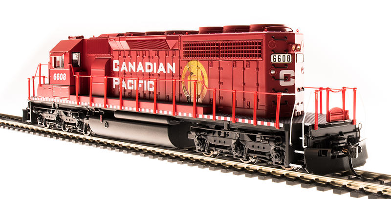 BLI EMD SD40-2 Canadian Pacific