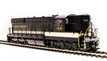 Load image into Gallery viewer, Broadway Limited HO Southern railway EMD SD9 Tuxedo Scheme w/Paragon 3