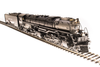 Broadway Limited UP Challenger 4-6-6-4 #3985 Excursion Locomotive Oil Tender Black & Graphite Paragon3