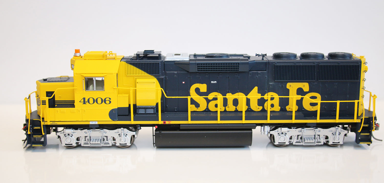 Fox Valley Models HO Scale 20203 ATSF GP60 #4017 DCC Ready