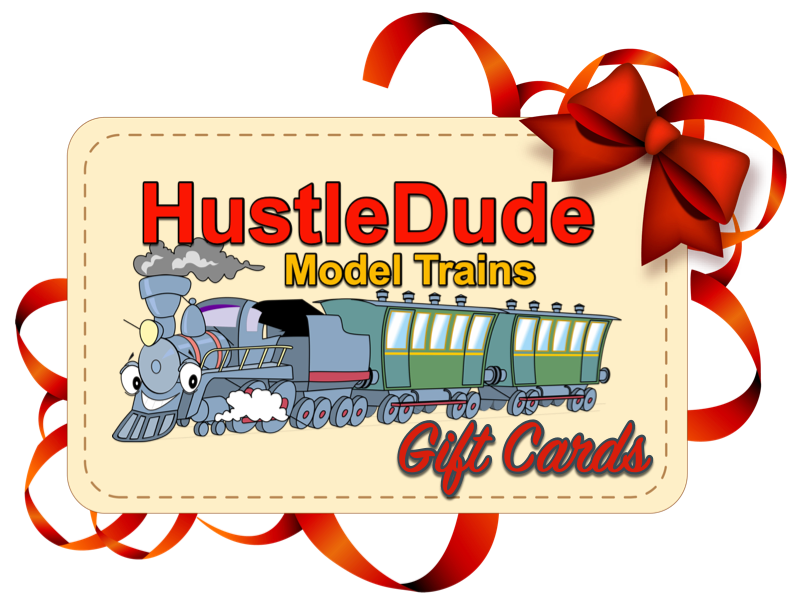 HustleDude Model Trains & Hobby Gift Card