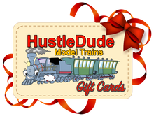 Load image into Gallery viewer, HustleDude Model Trains & Hobby Gift Card