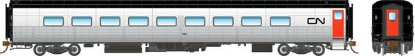 Rapido HO Tempo Coach Car CN Canadian National #363