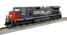 "Load image into Gallery viewer, Kato HO GE C44-9W Southern Pacific SP ""Bloody Nose"" #8132 DCC Ready"