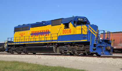 BLI EMD SD40-2 Fort Worth & Western FWWR Sundance Kid #2016 Paragon3 DCC/Sound