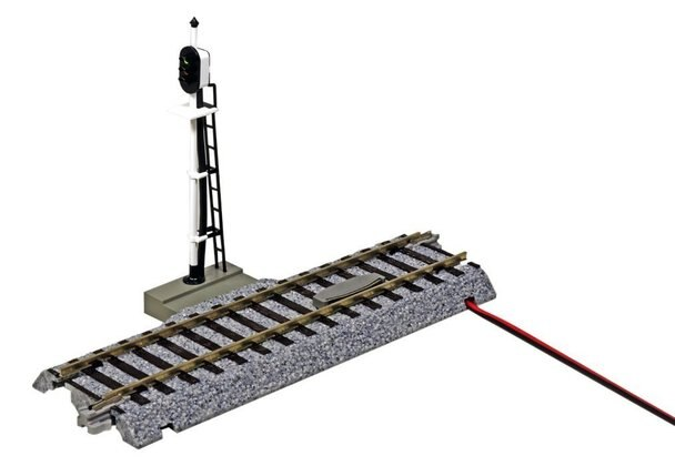 Kato 2-601 HO Scale 123mm (4-7/8'') 3-Color Automatic Signal