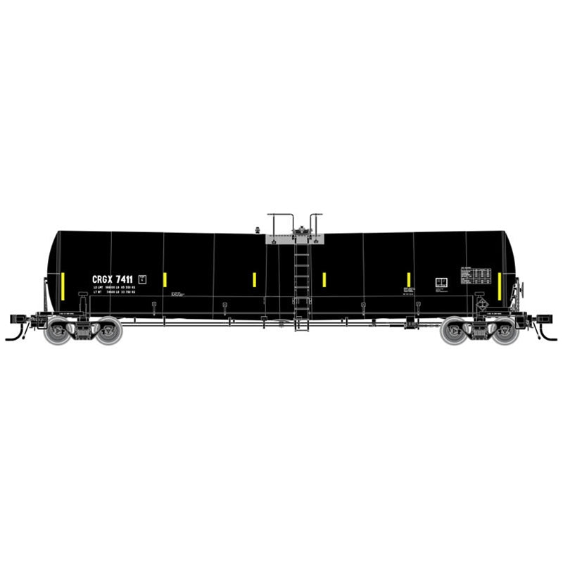 Atlas HO 25,500 GALLON TANK CAR CARGILL [UTCI REPAINT] #7381