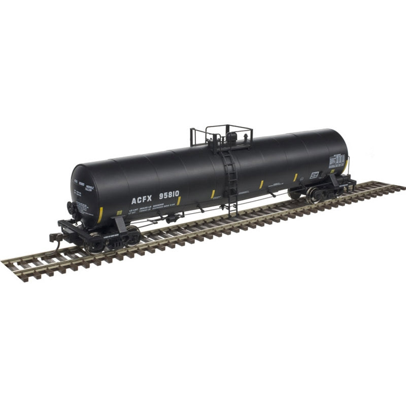Atlas HO 23,500 GALLON TANK CAR INEDIBLE TALLOW [ACFX] #95810