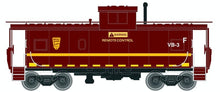 Load image into Gallery viewer, Atlas Master Line HO Standard Cupola Caboose, Montreal Maine and Atlantic #VB-3