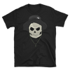 T-shirt - SKULL HAT ( 3 couleurs)
