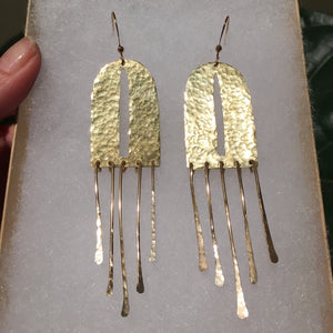 The Jess Earrings - One of a Kind