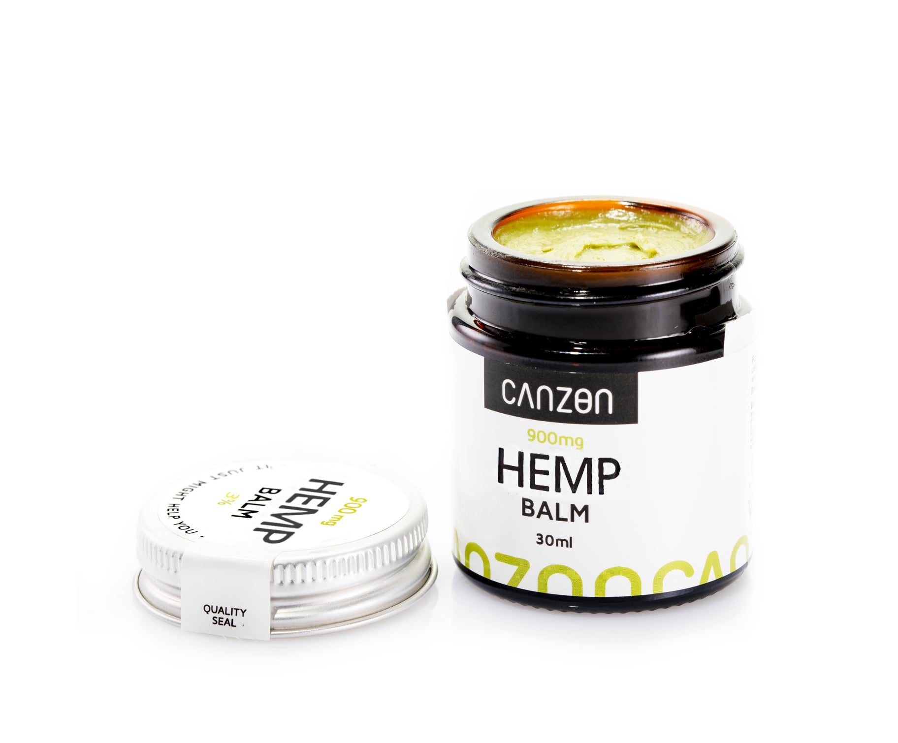 Hemp Balm 3% 30ml, 900mg Hemp Extract
