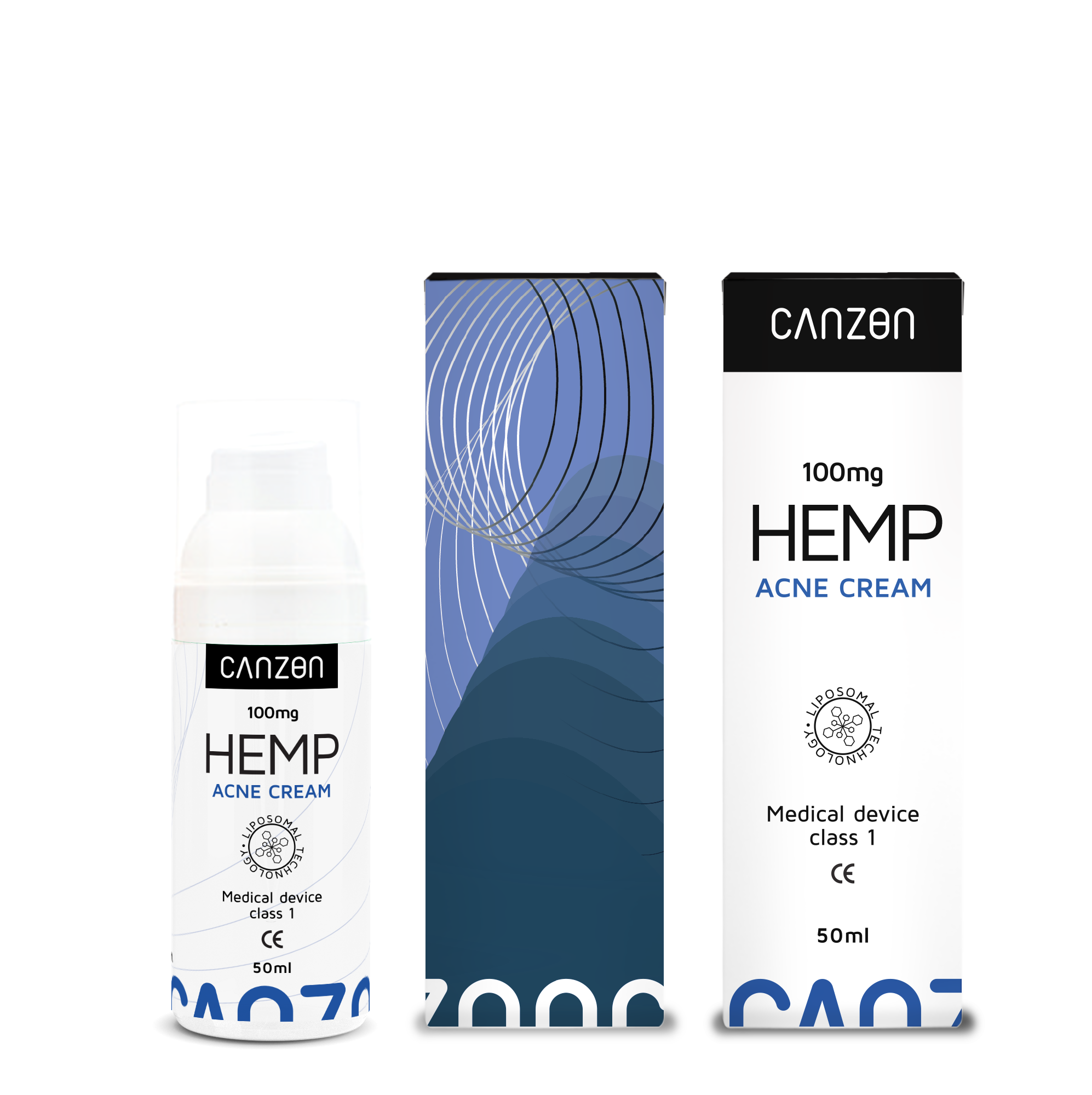 Hemp Acne Cream