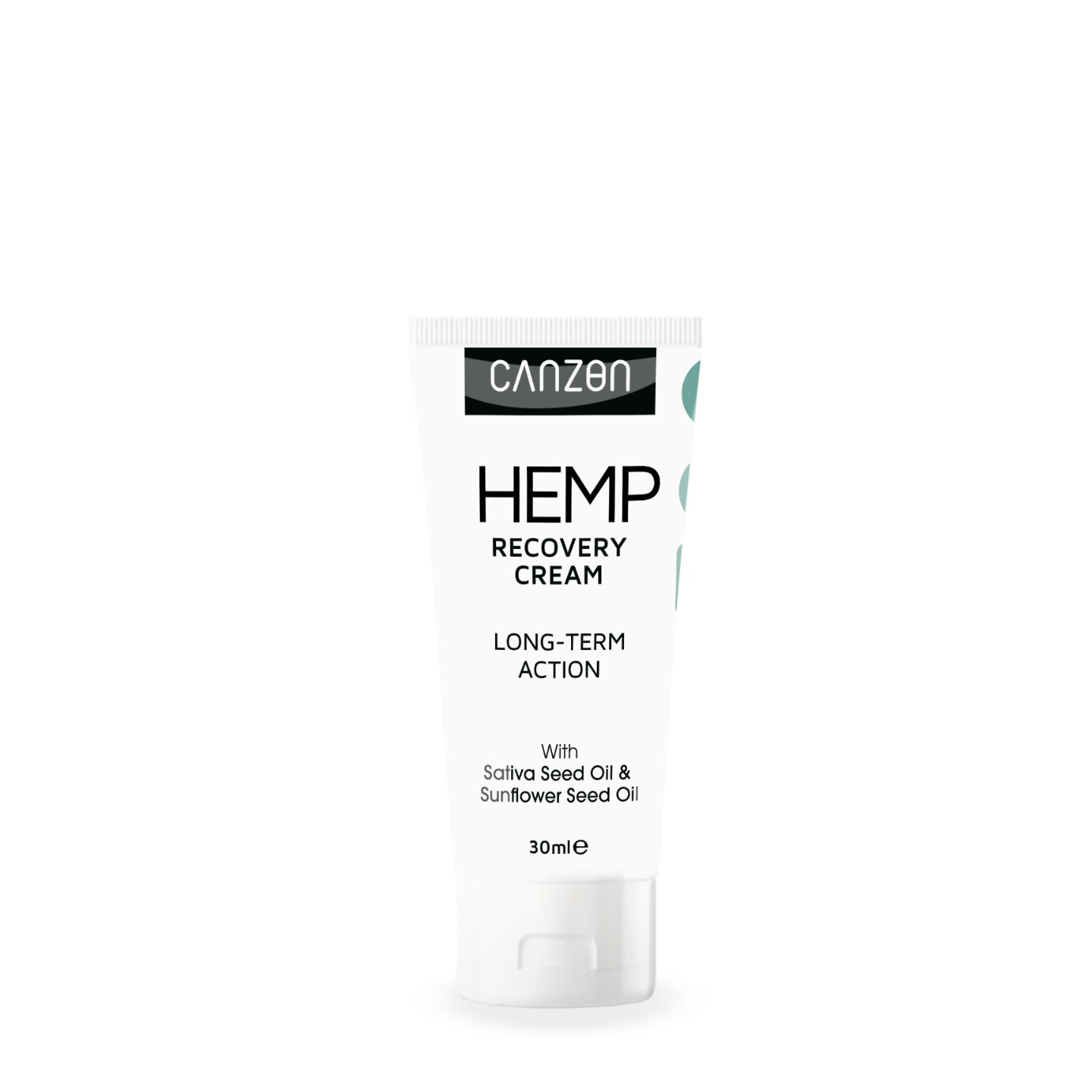 Hemp Long-Term Action Recovery Cream w/Hemp Seed Extract & Sunflower Seed Extract