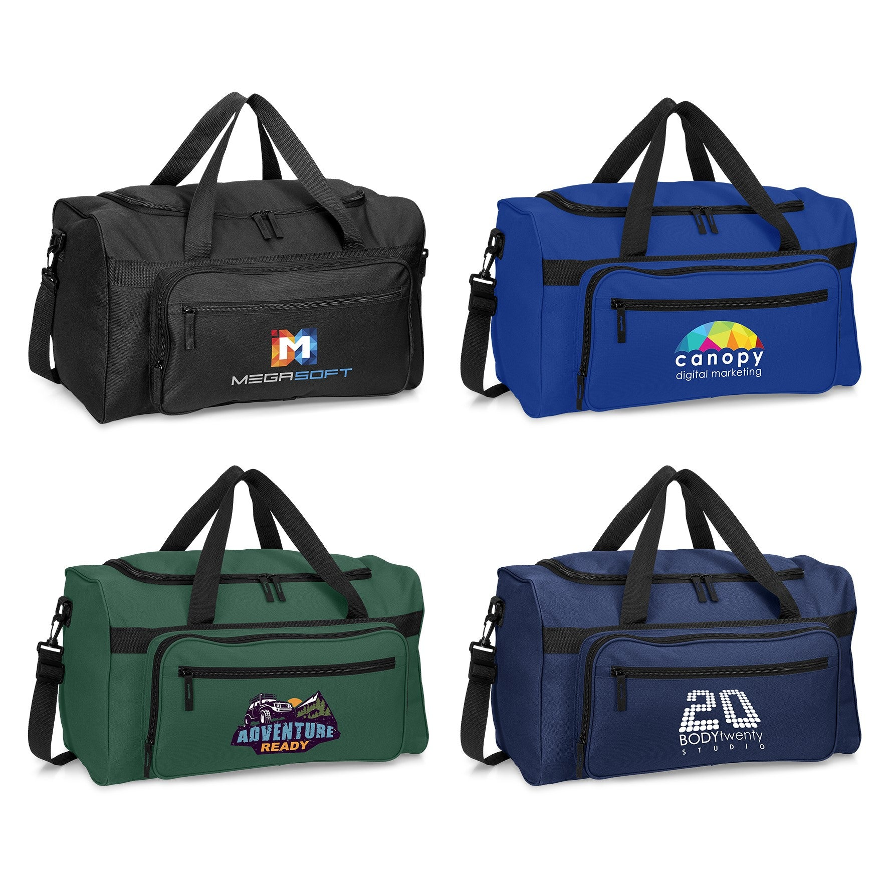 Tournament Sports Bag