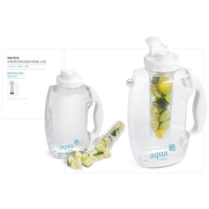 Vigor Infuser Desk Jug - 1800Ml