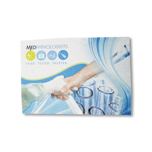 Rectangle Microfibre Cleaning Cloth +1 side FC