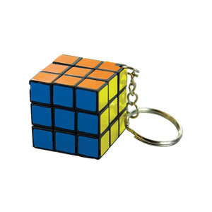 Magic Cube Key Holder with full colour