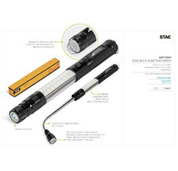 Stac Multi-Function Torch
