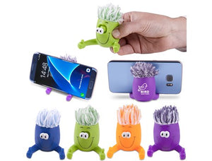 Eye Popper Toy Screen Cleaner And Phone Stand