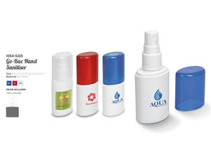 Go -Bac Hand Spray Sanitizer
