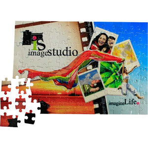 126 Piece Puzzle with Full colour