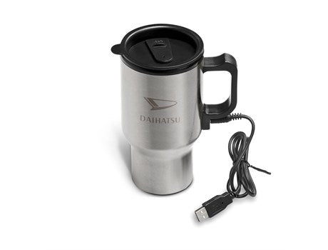 Coffee-Time Double-Wall Travel Mug - 450Ml