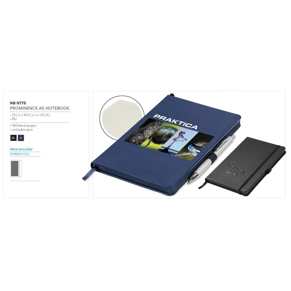 Prominence A5 Notebook