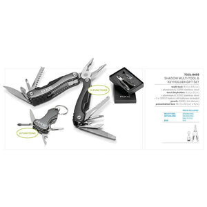 Shadow Multi-Tool & Keyholder Gift Set