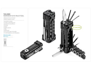 Workmate 16-In-1 Multi-Tool