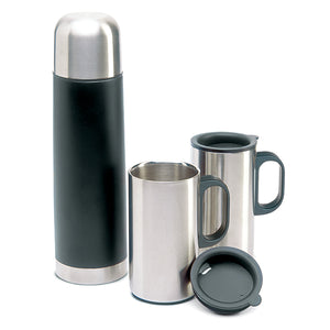 Flask And Mug Set