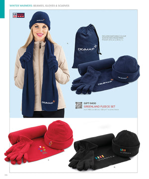 Greenland Fleece Set