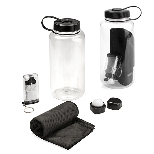 Revive 4 Piece Workout Gift Set