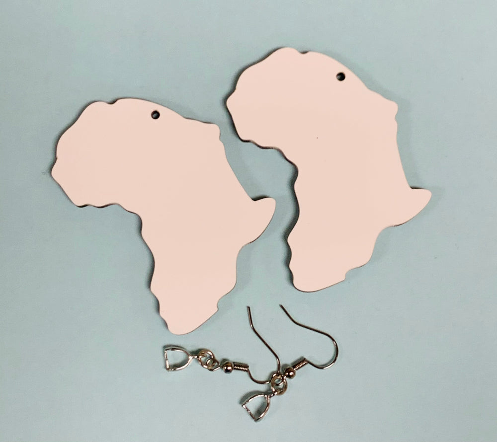 Africa Sub Earring