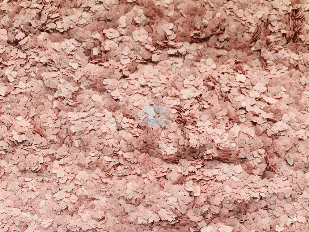 Pink Mica Flakes