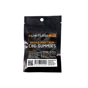 Full Spectrum CBD Gummies | 50 mg