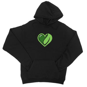 Empowered Heart College Hoodie