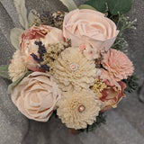 Dance Bouquet with or without Boutonniere- Prom, Semi, Homecoming